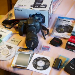 Canon EOS 7D 18.0 MP Digital SLR Camera - Copy - Copy