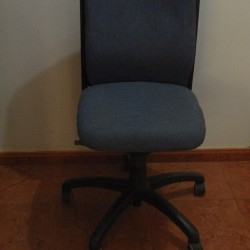 Cadeira de Secretária Tecido
