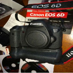 canon eos 6d camera RES