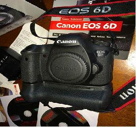 canon eos 6d camera RES